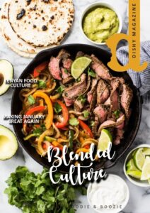 ISSUE 12 – BLENDED CULTURE