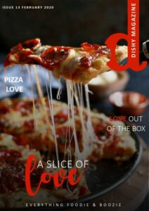 ISSUE 13 – A SLICE OF LOVE