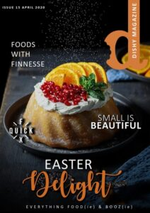 ISSUE 15 – EASTER DELIGHT