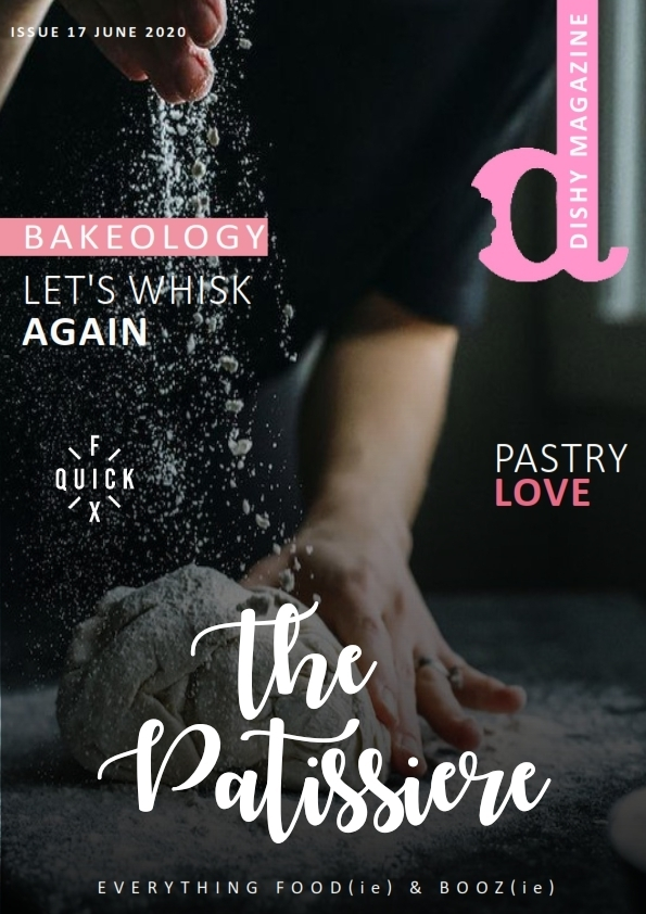 ISSUE 17 – THE PATISSERIE