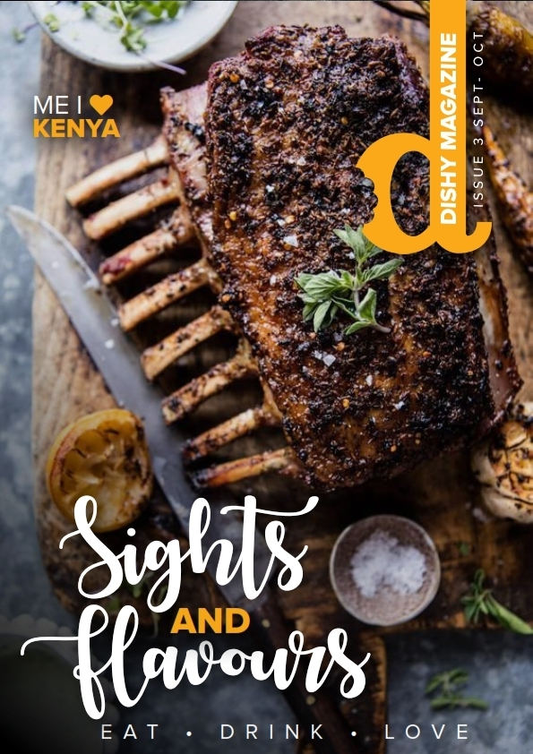 ISSUE 3 – SIGHTS AND FLAVOURS