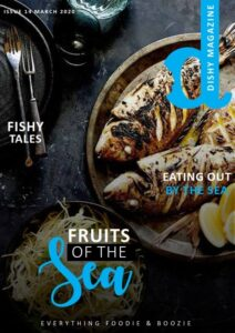 ISSUE 14 – FRUITS OF THE SEA