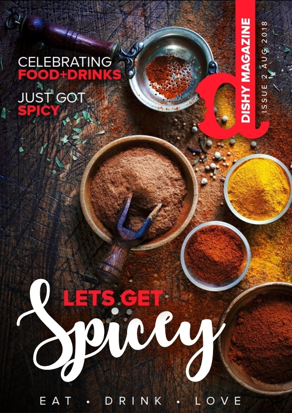 ISSUE 2 – LETS GET SPICEY