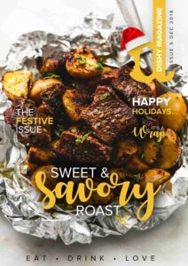 ISSUE 5 – SWEET AND SAVORY ROAST