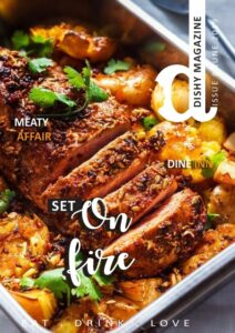 ISSUE 8 – SET ON FIRE