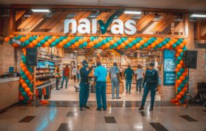 Tuskys Space Occupied by Naivas in Juja City Mall