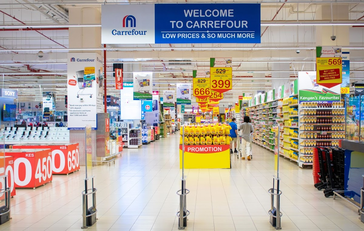 Carrefour Announces The Opening of Two New Stores in Kisumu.
