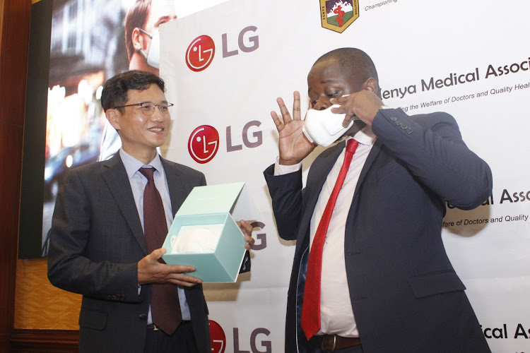 """Kenyans Get to Participate in """"The Spot of Delicious"""" at LG's """"Life's Good Restaurant"""""""