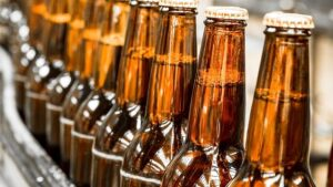 Keroche Agents Suffered a Blow in a Beer Bottle Row