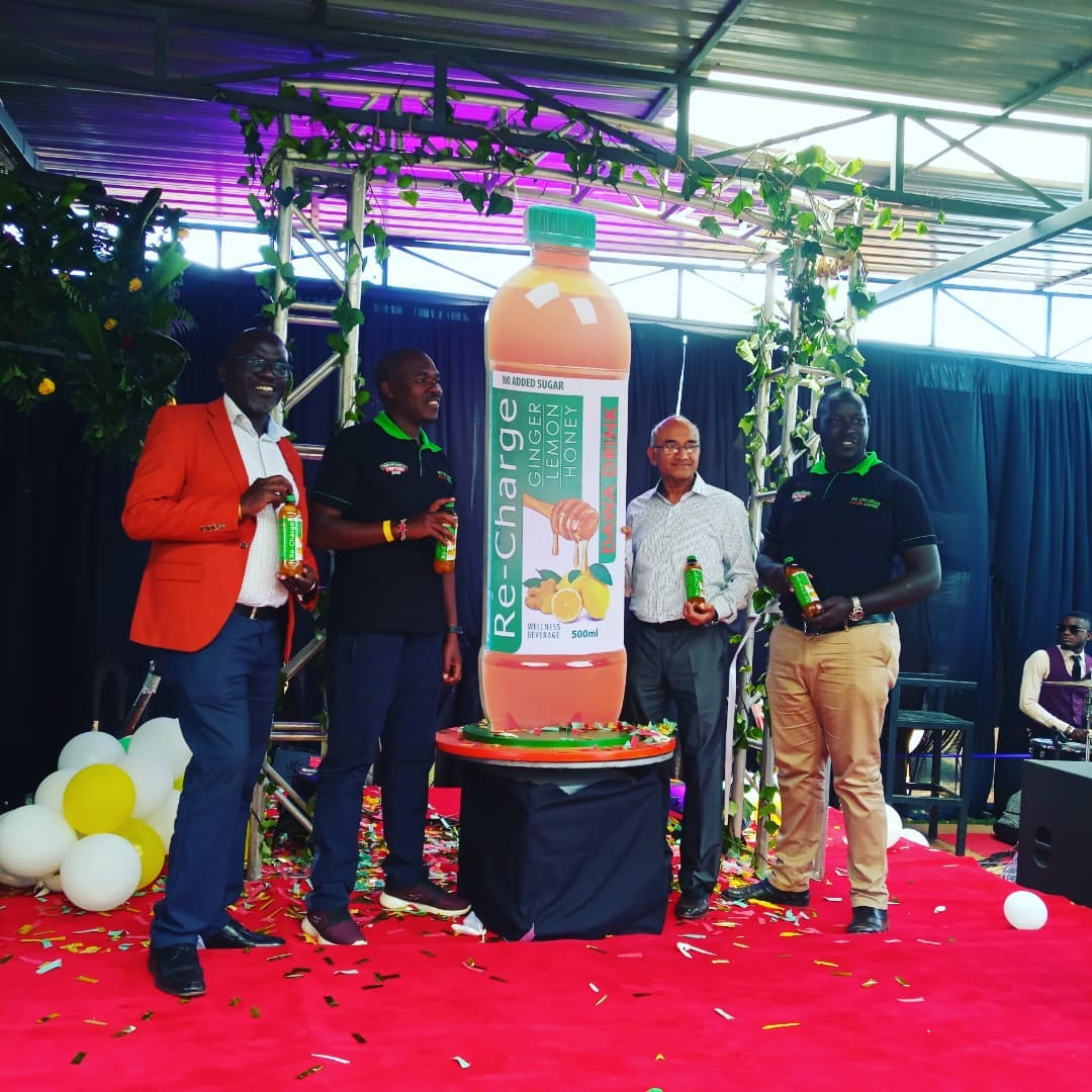 Peptang Has Launched a Wellness Drink
