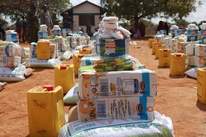 Relief Food Distribution Launched in Mandera